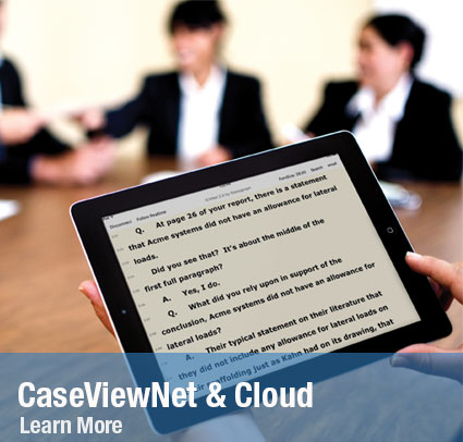 CaseViewNet and Cloud
